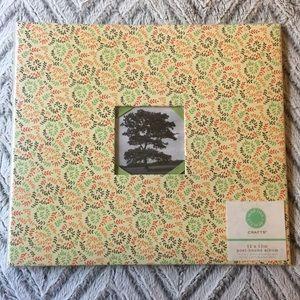 Martha Stewart 12 x 12 Post Bound Scrapbook Album